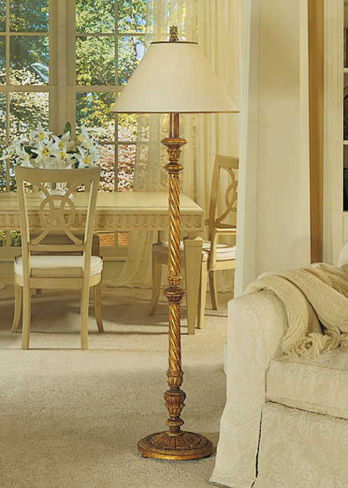Charleston Lamp Company / Floor Lamps