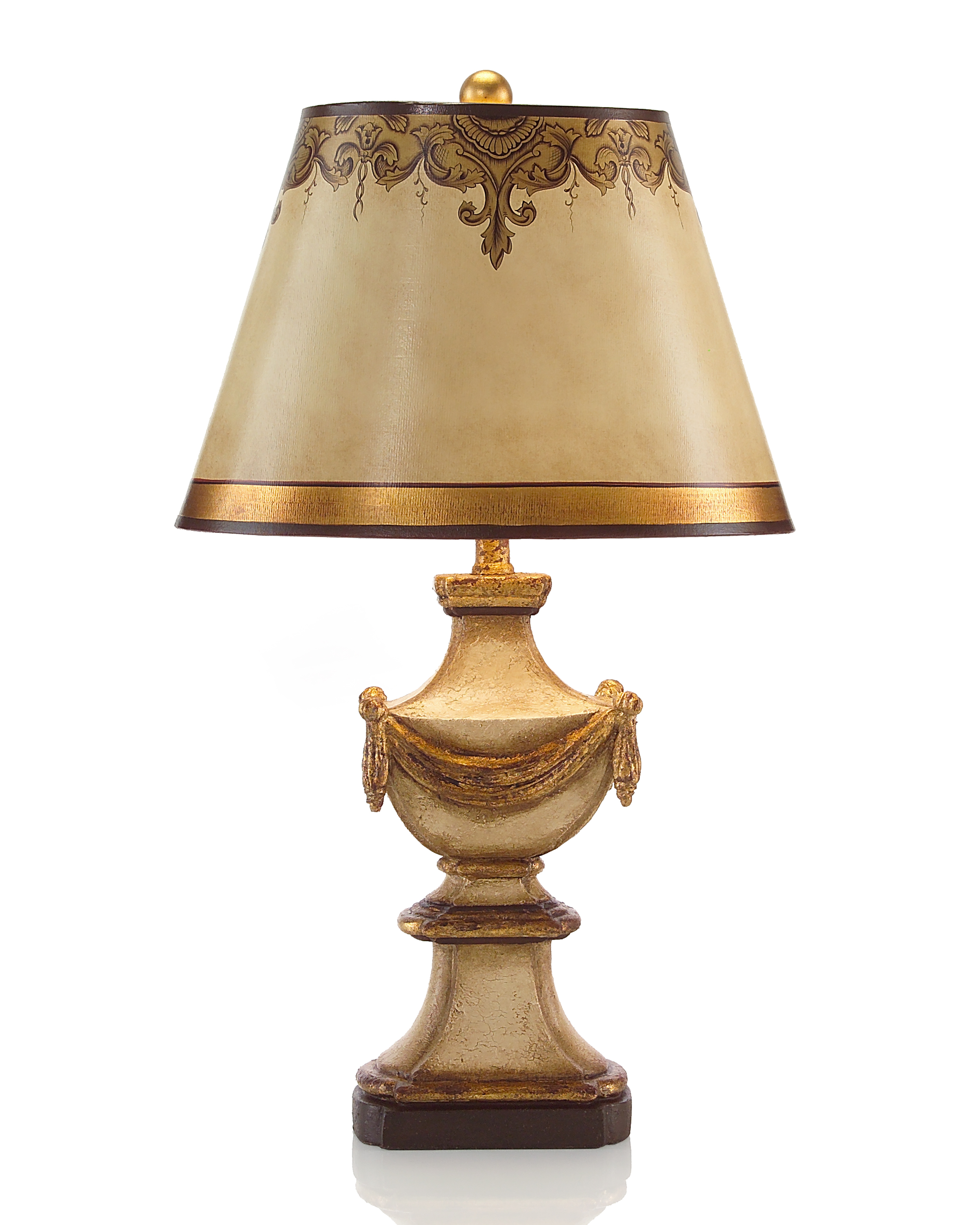 Charleston lamp company table lamps - Chandelier desk lamp ...
